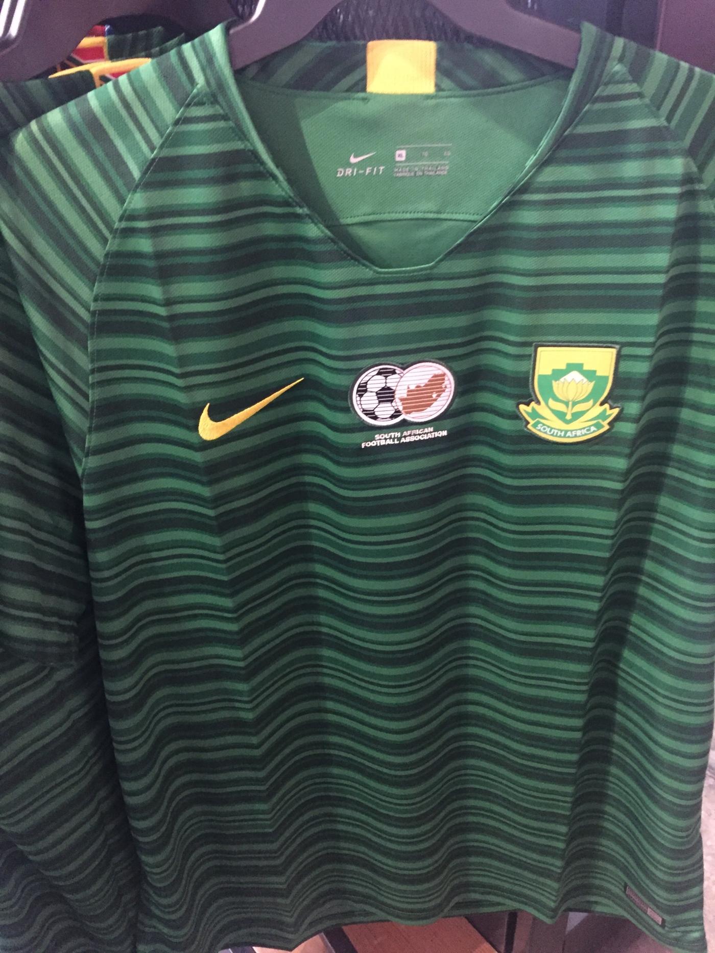 71318528d2e Nike Non World Cup Jerseys 2018 South Africa Away Kit New Shark City
